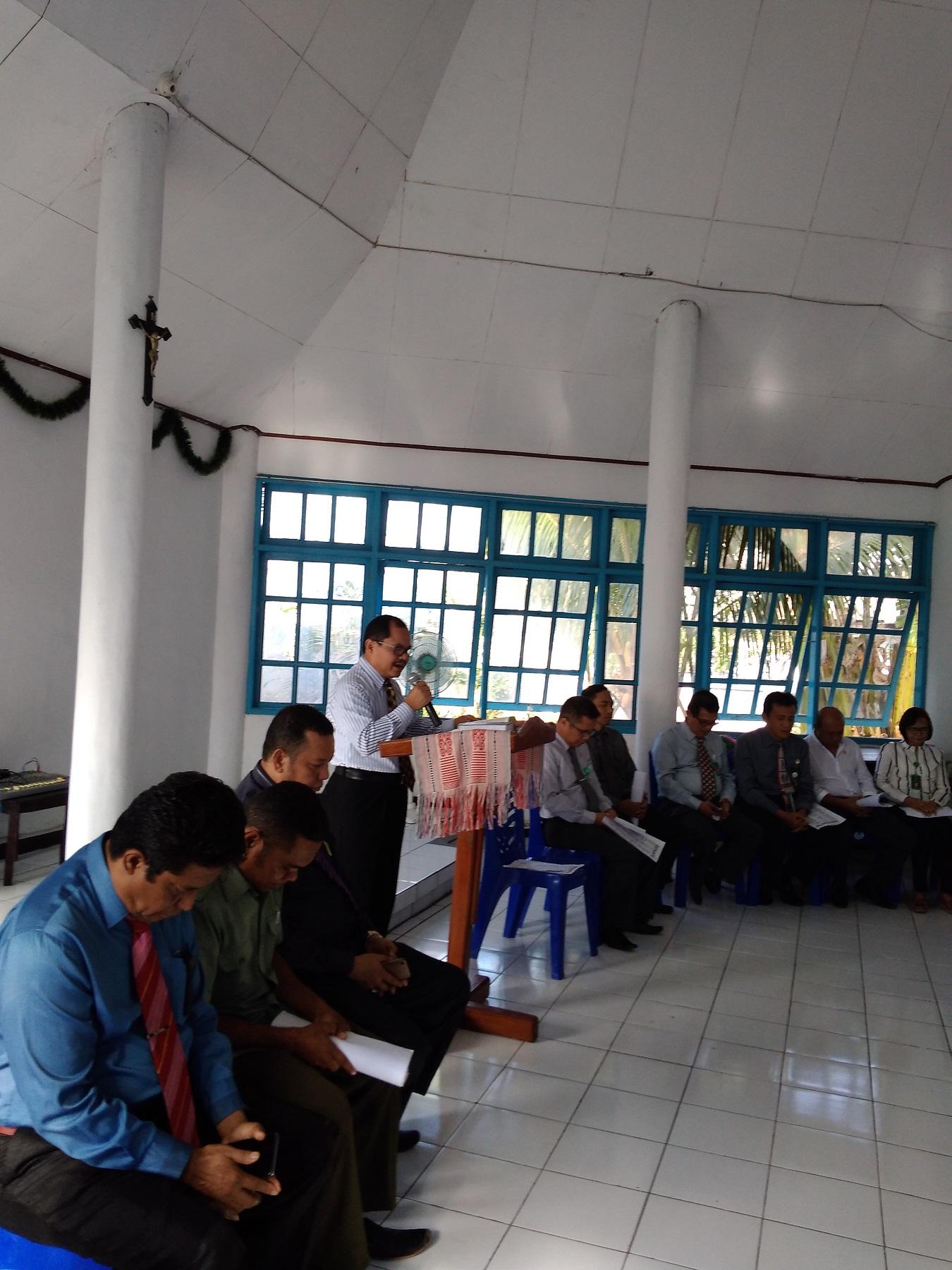 Ibadah Persekutuan Doa Oikumene Pengadilan Negeri Kupang