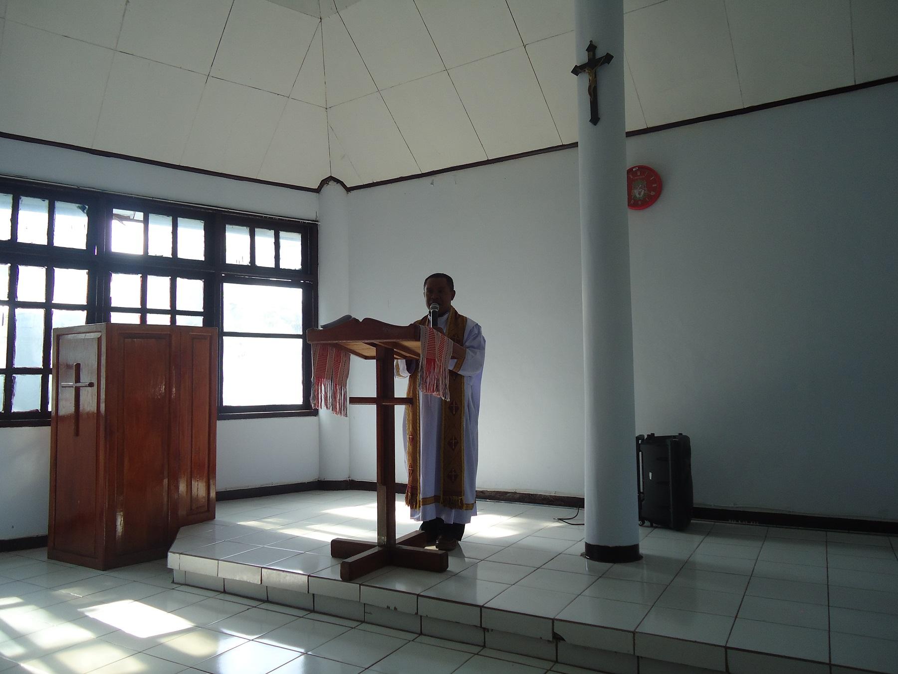 Ibadah Persekutuan Doa Oikumene Pengadilan Negeri Kupang, 28 Agustus 2019